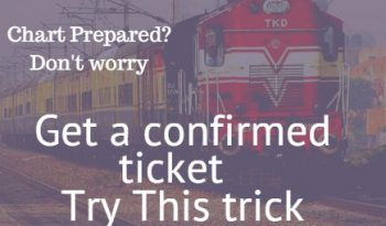 Indian Railways Latest update rule for current booking availability