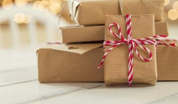 Image showing a Parcel packed
