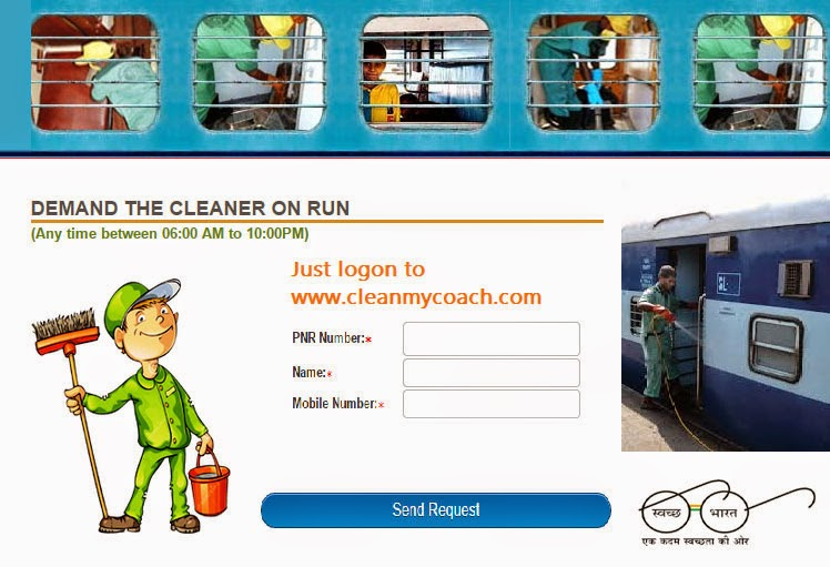 Cleanmycoach website images