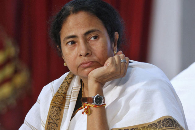 Images showing Mamatha Benerje, Railway minister 2009