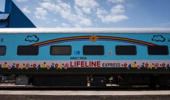 Life Line express by railways