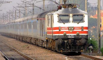 Shatabdi express engine