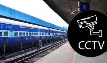 cc Cameras in railway stations omitra app